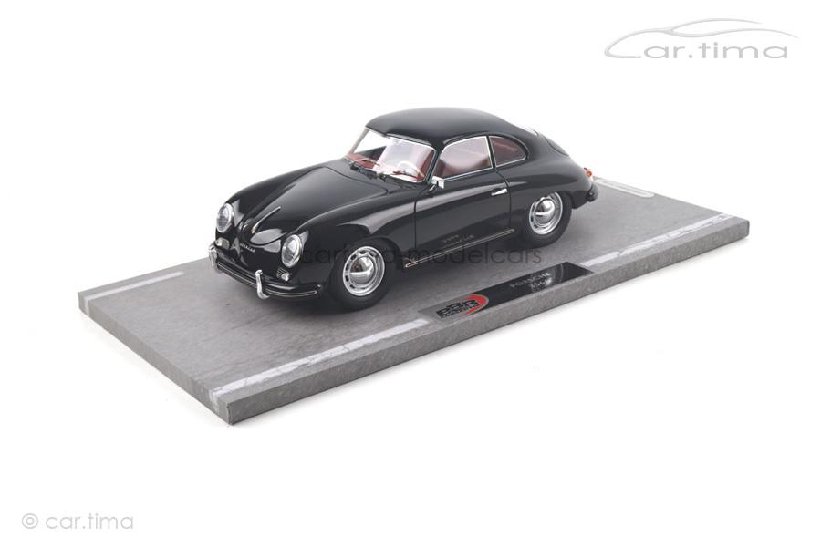 Porsche 356A 1955 schwarz BBR 1:18 BBRC1820B