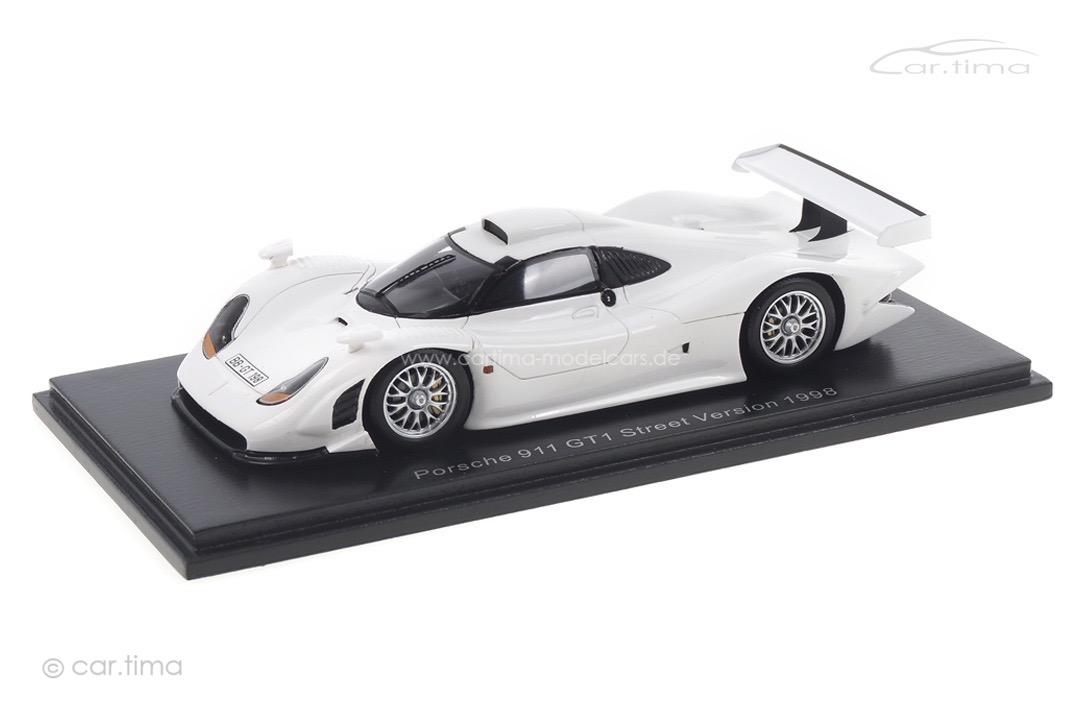 Porsche 911 GT1 weiß Spark 1:43 S5998