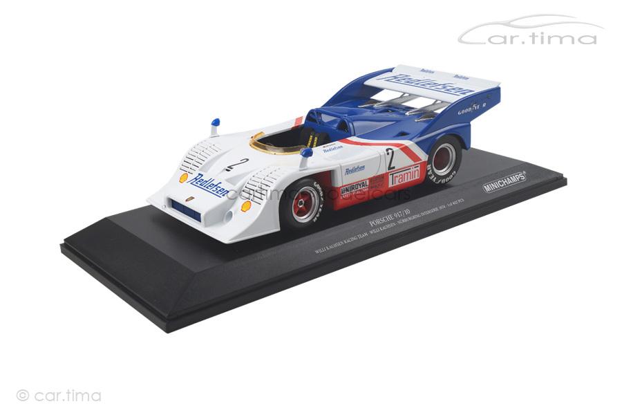 Porsche 917/10 Winner Nürburgring Interserie 1974  Willi Kauhsen Minichamps 1:18 155746502