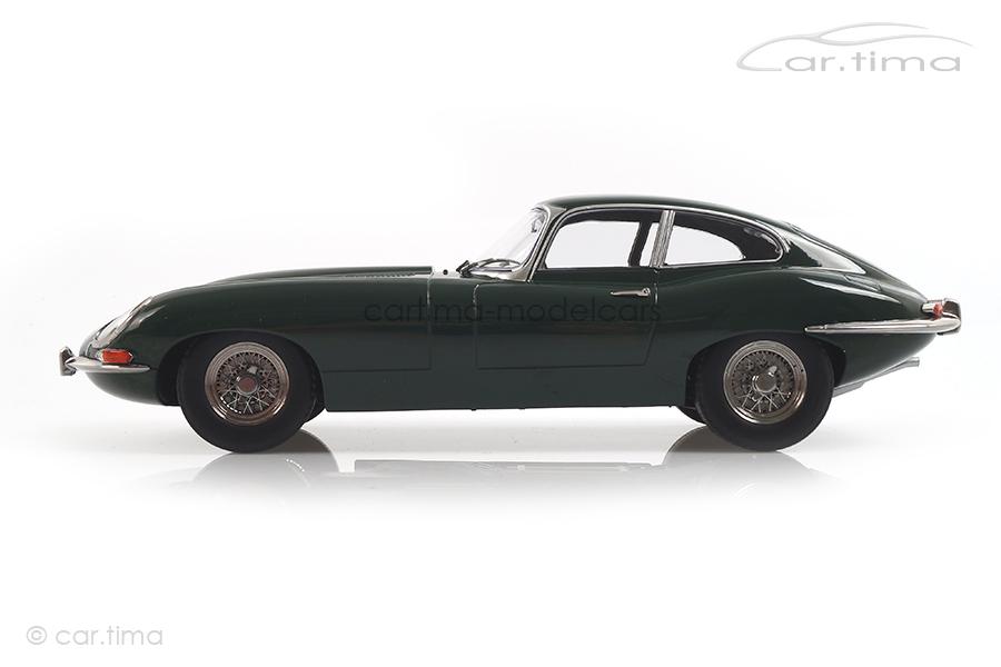 Jaguar E-Type Series I British racing green KK Scale 1:18 KKDC180431