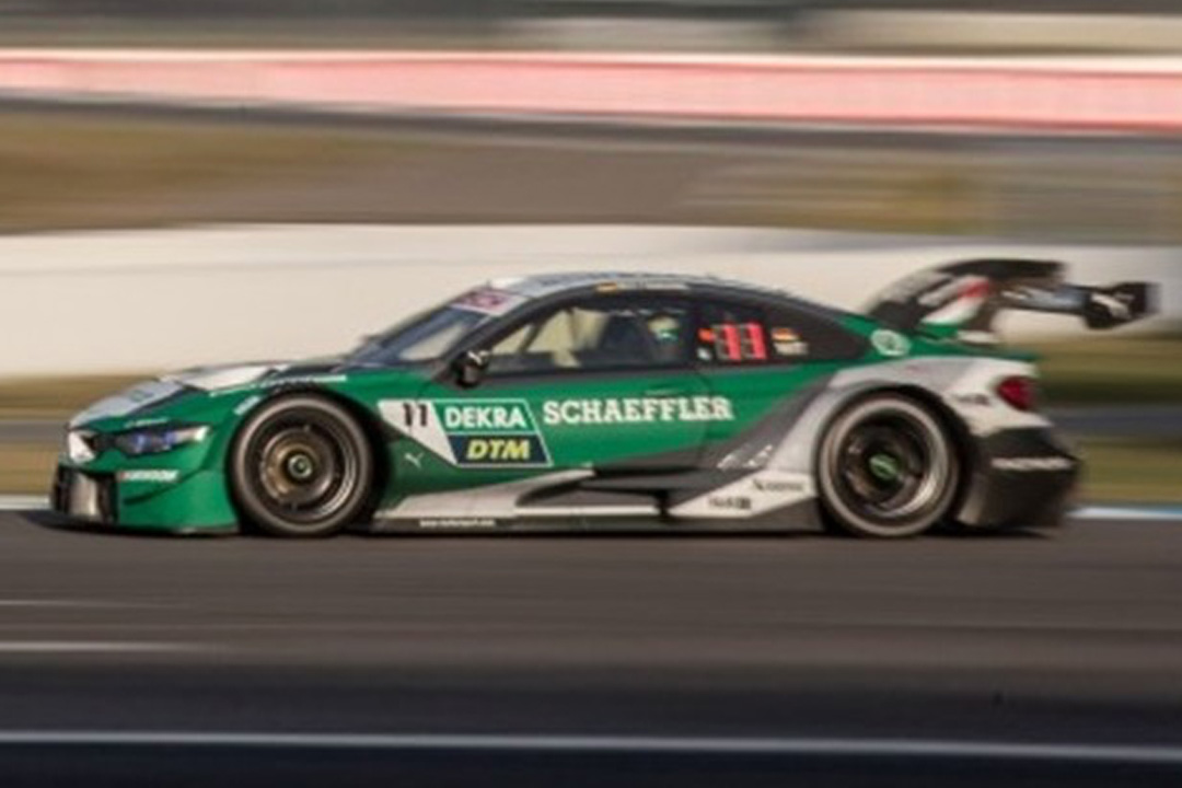 BMW M4 DTM Hockenheim 2020 Marco Wittmann Spark 1:43 SG661