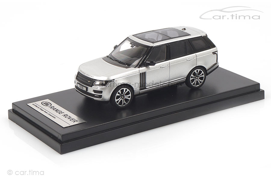 Range Rover SV Autobiography silber LCD Models 1:64 LCD64002SI