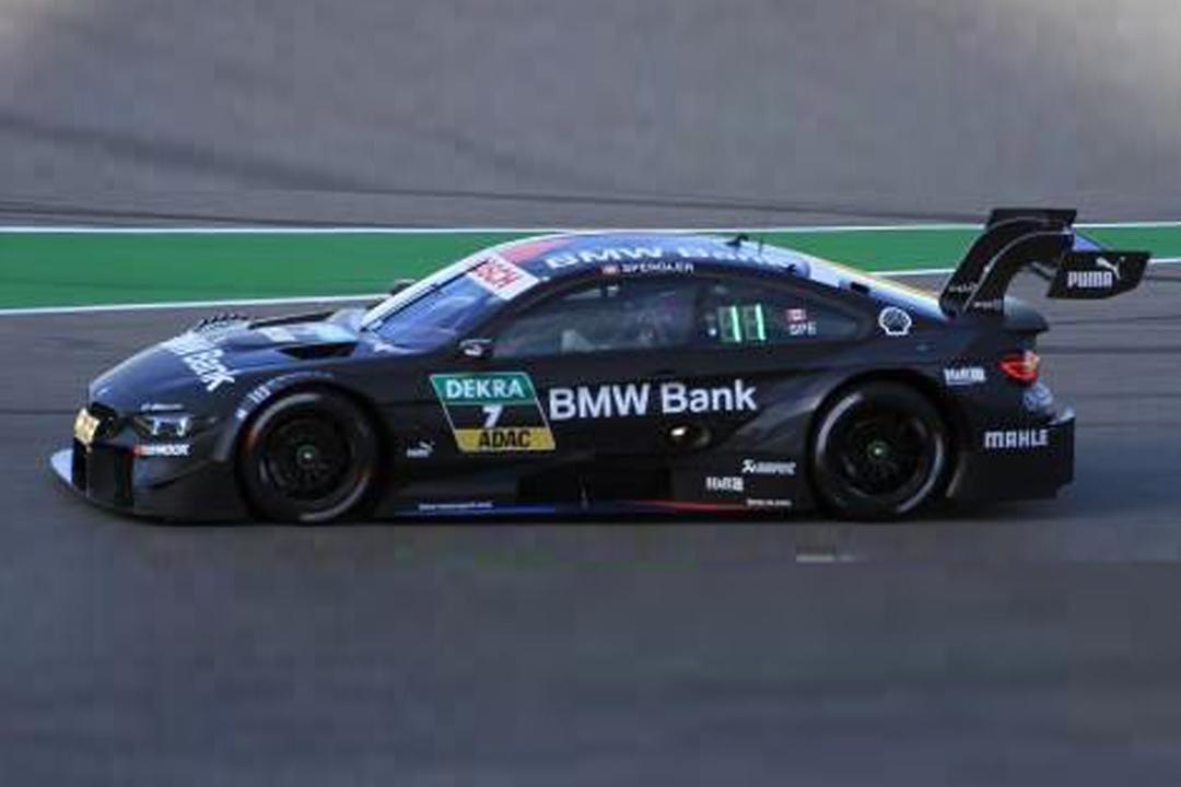 BMW M4 DTM Hockenheim 2018 Bruno Spengler Spark 1:43 SG630