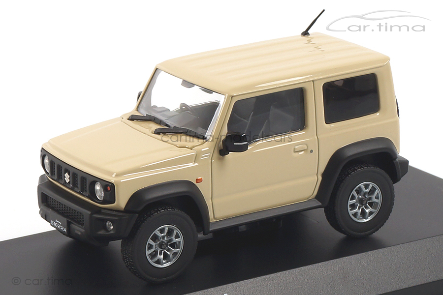 Suzuki New Jimny 2018 ivory Kyosho 1:43 KYO3678IO