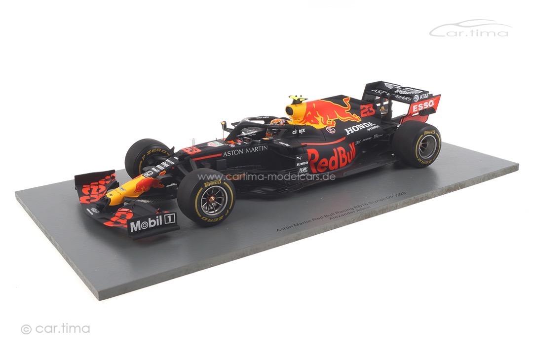 Aston Martin Red Bull Racing RB16 GP Steiermark 2020 Alexander Albon Spark 1:18 18S485