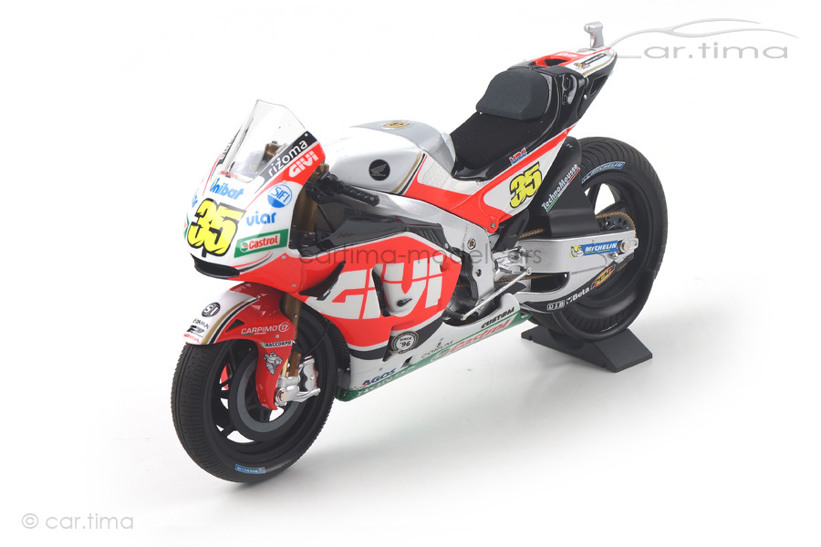 Honda RC213V Winner Czech Moto GP 2016 Cal Crutchlow Minichamps 1:12 122161145