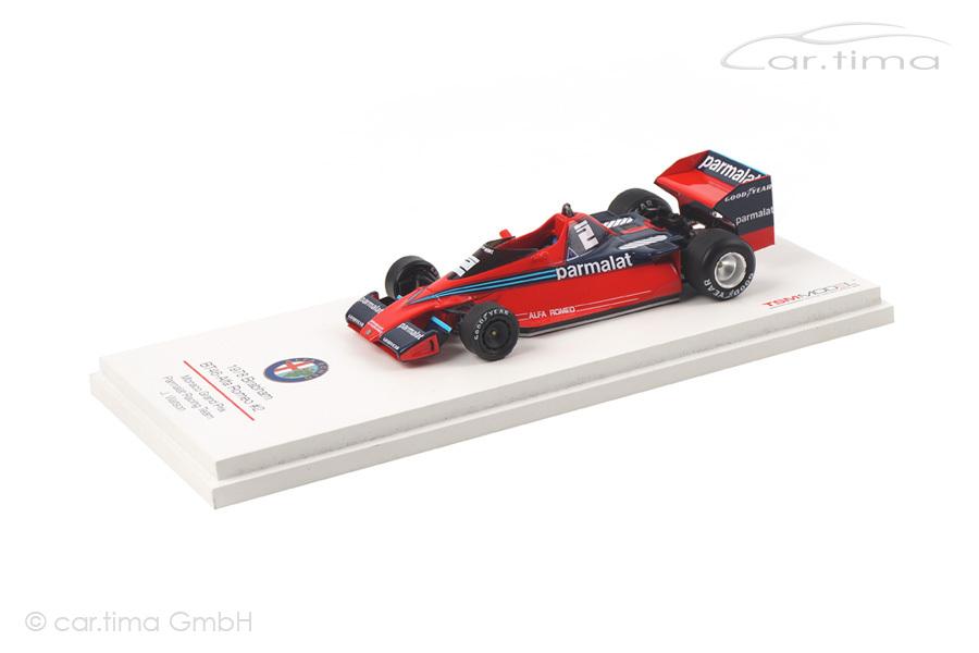 Brabham BT46-Alfa Romeo GP Monaco 1978 John Watson TSM 1:43 TSM144303