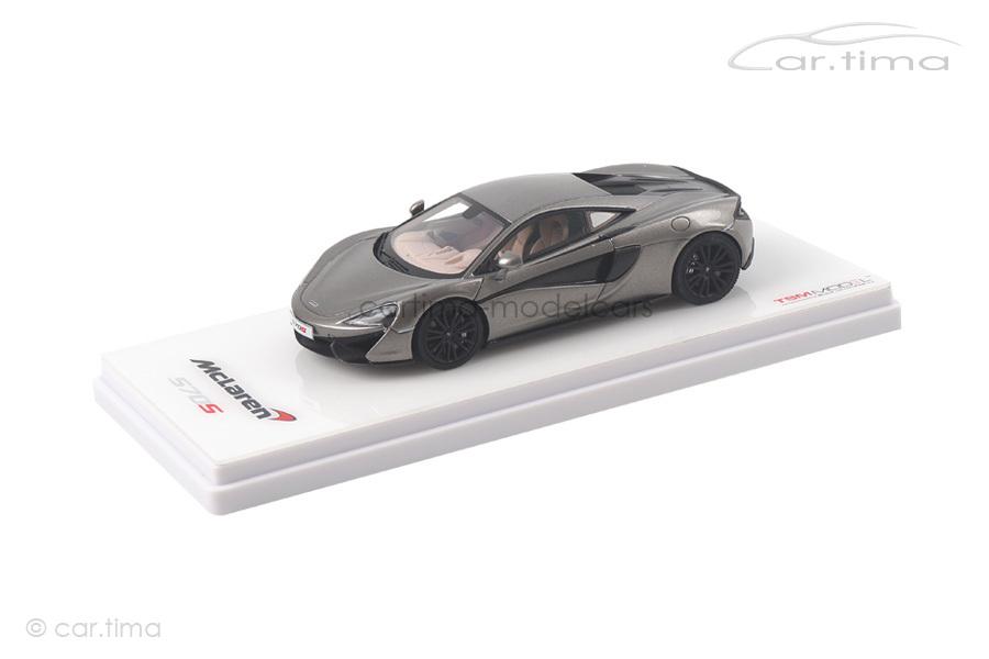 McLaren 570S Blade silver TSM 1:43 TSM154372