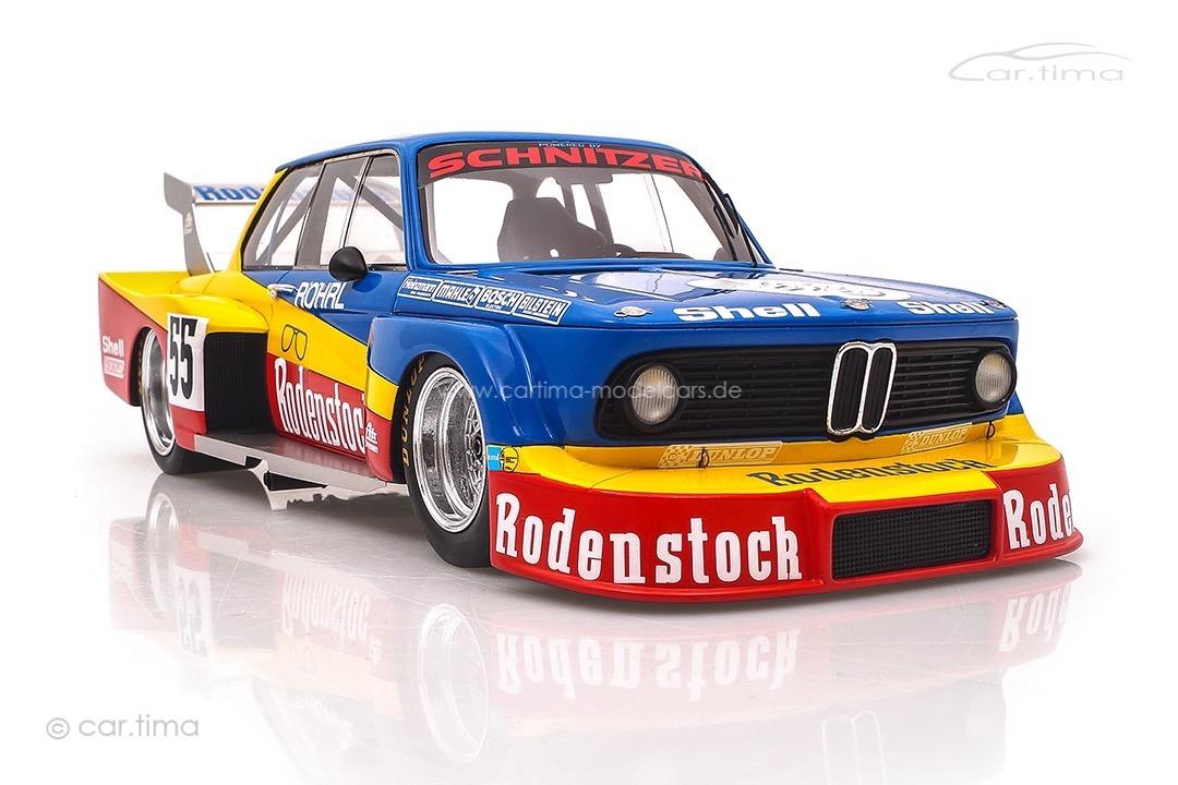 BMW 2002 Turbo Schnitzer DRM Norisring 1977 Walter Röhrl Spark 1:18 CA-MAD-003