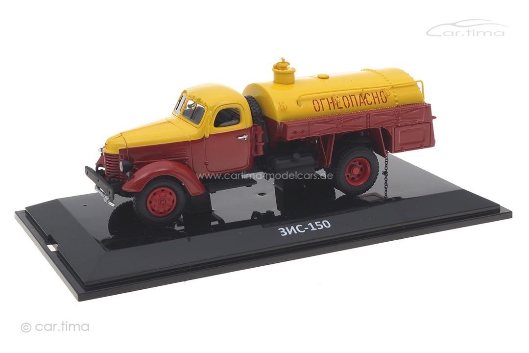 ZIS-150 Fuel Tanker DIP Models 1:43 115002