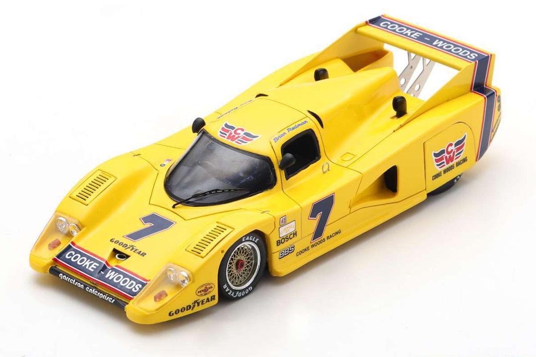 Lola T600 Winner Laguna Seca 1981 Brian Redman Spark 1:43 S8601