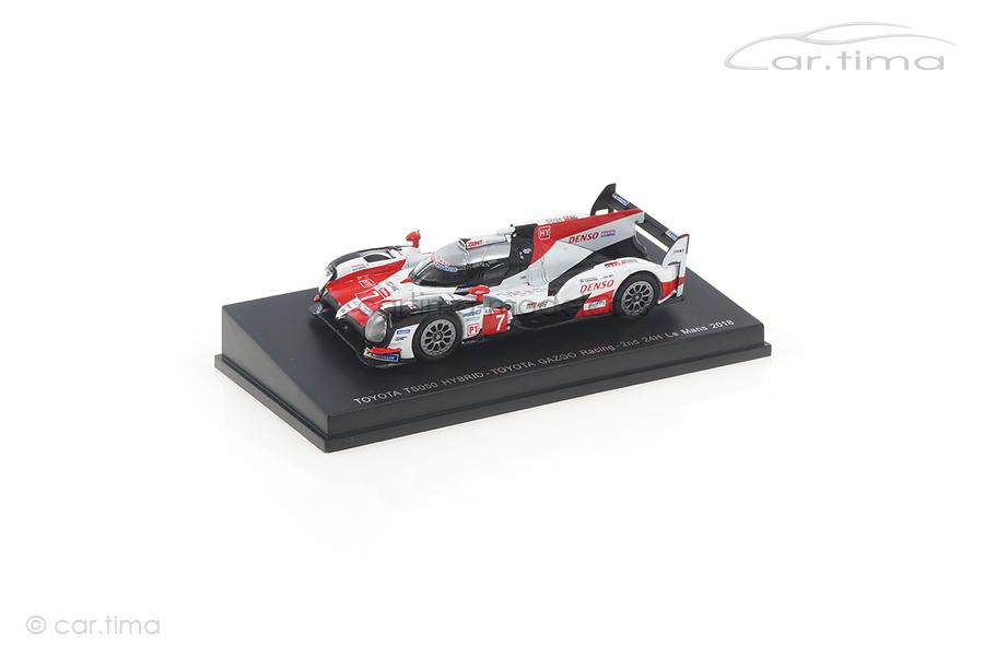 Toyota TS050 Hybrid 24h Le Mans 2018 Conway/Kobayashi/López Spark 1:64 Y134