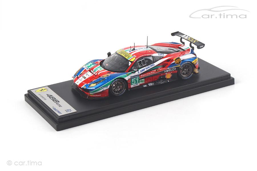 Ferrari 488 GTE 24h Le Mans 2016 Bruni/Calado/Guidi LookSmart 1:43 LSLM032