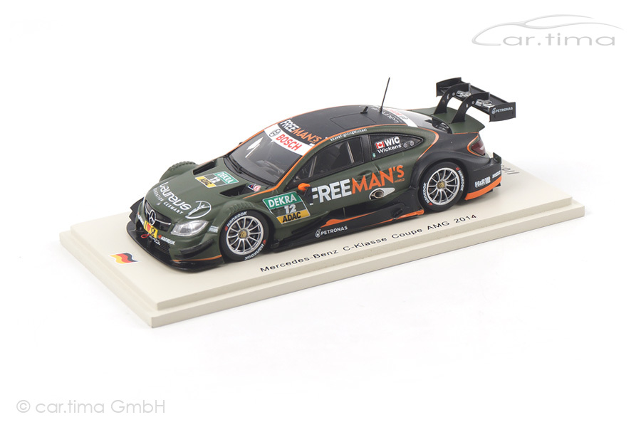 Mercedes-Benz C-Klasse DTM 2014 Robert Wickens Spark 1:43 SG177