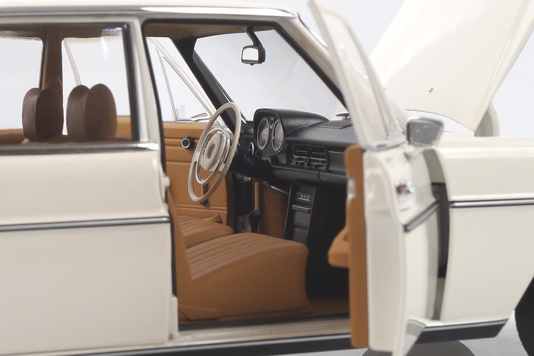 Mercedes-Benz 200 weiß Norev 1:18 183770