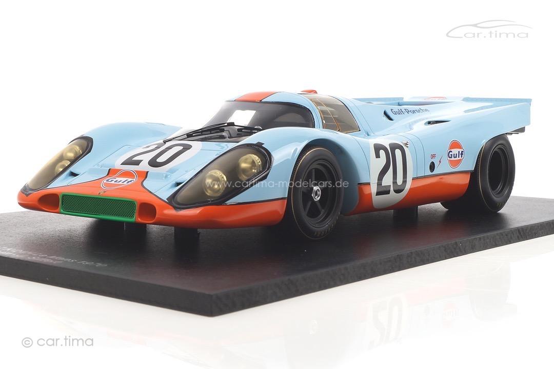 Porsche 917 K 24h Le Mans 1970 Redman/Siffert Spark 1:18 18S417