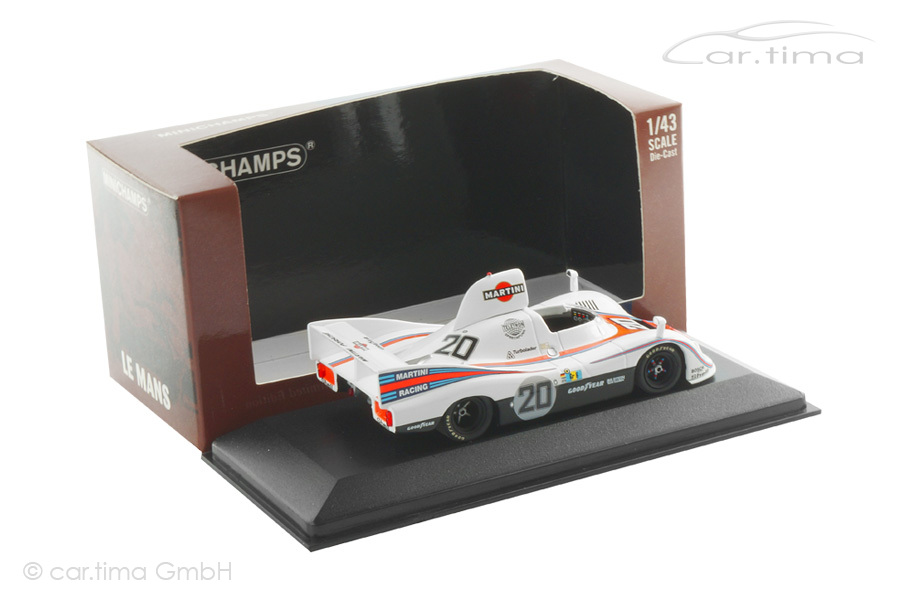 Porsche 936/76 Winner 24h LeMans 1976 Ickx/Lennep Minichamps 1:43 400766620