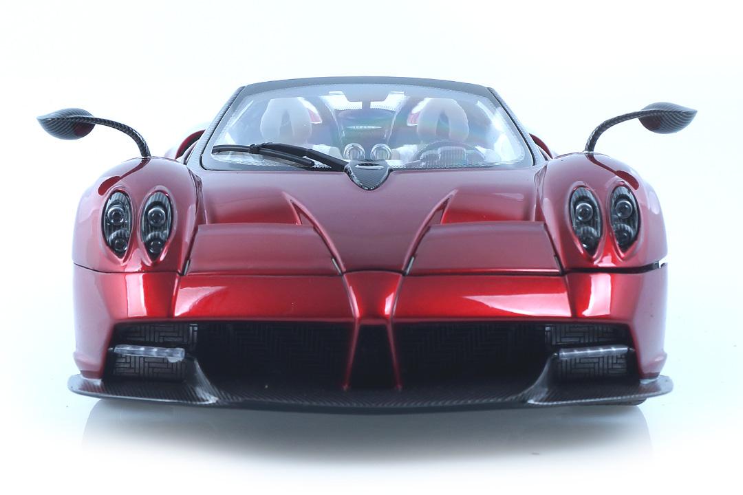 Pagani Huayra Roadster rot LCD Models 1:18 LCD18002RE