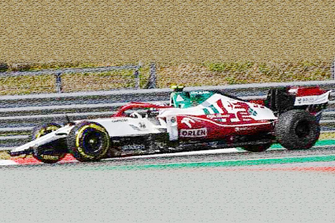 Alfa Romeo Racing Orlen C41 GP Italien 2021 Antonio Giovinazzi Spark 1:43 S7688