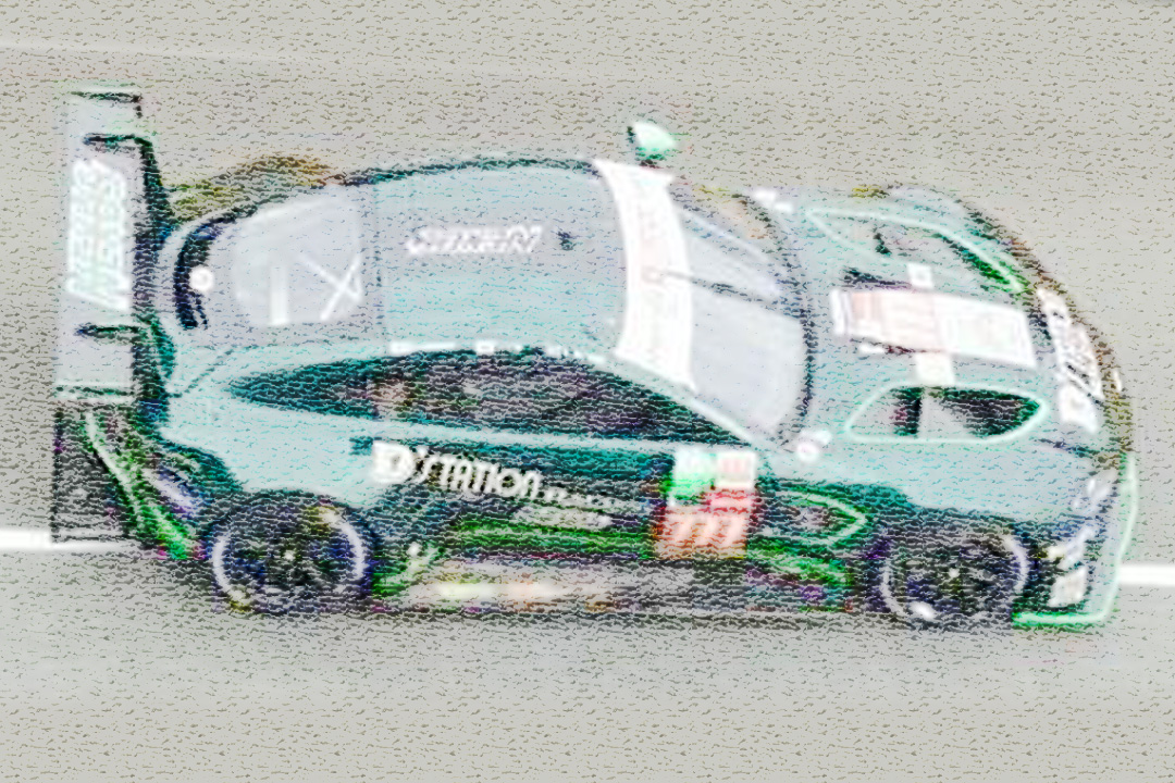 Aston Martin Vantage AMR 24h Le Mans 2021 Fujii/Hoshino/Watson Spark 1:43 S8276