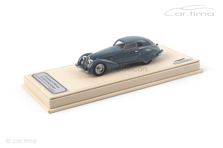 Alfa Romeo 8C 2900 B Lungo grau TSM 1:43 TSMCE164302