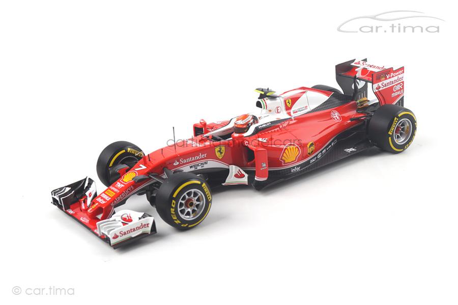 Ferrari SF16-H GP Australia 2016 Kimi Raikkönen BBR 1:18 BBR181607