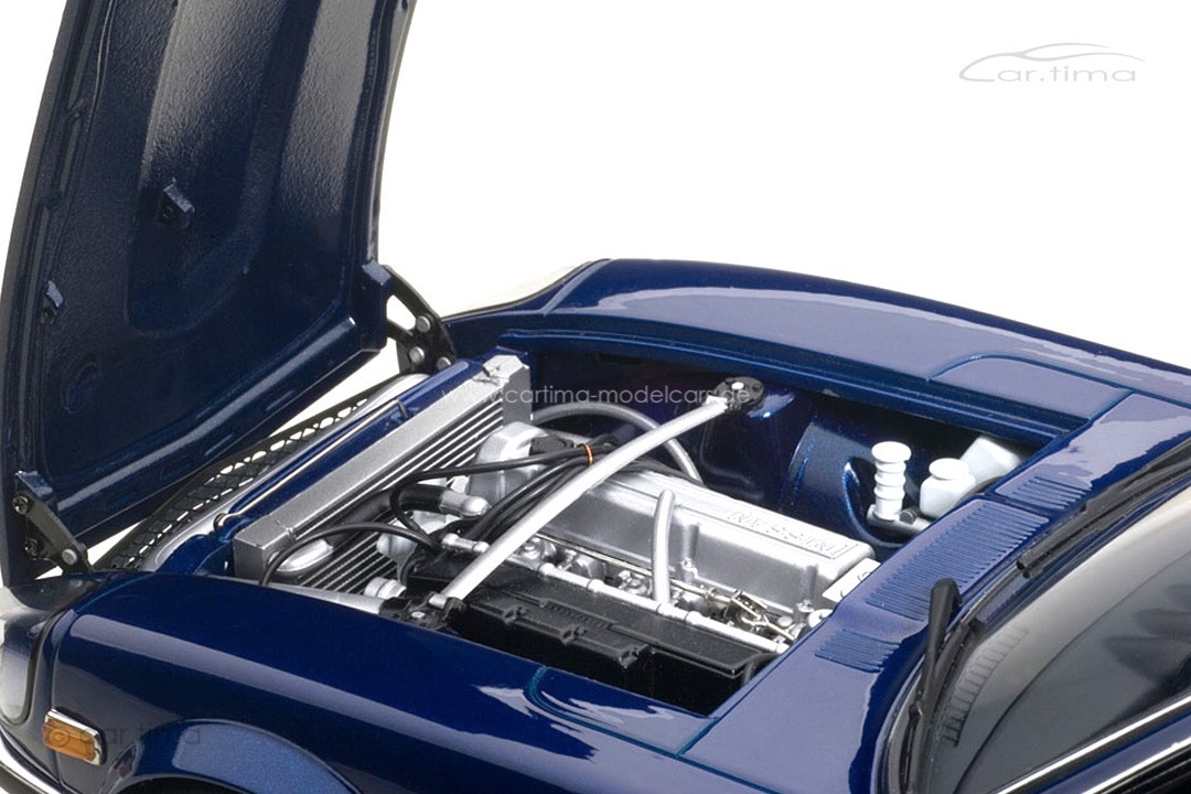 Nissan Fairlady Z (S30) Wangan Midnight 30th Anniversary AUTOart 1:18 77452