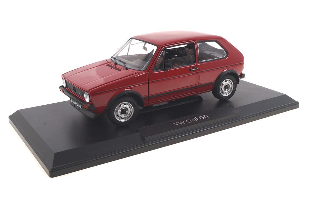 VW Volkswagen Golf GTI 1976 rot Norev 1:18 188472