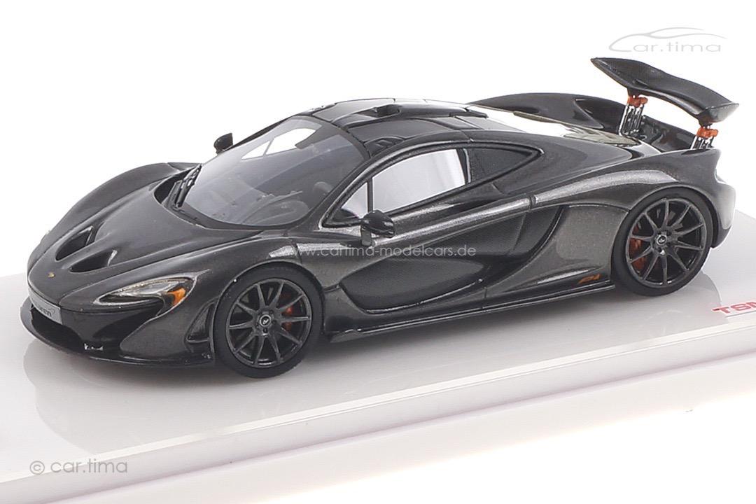 McLaren P1 Stirling grey TSM 1:43 TSM164346
