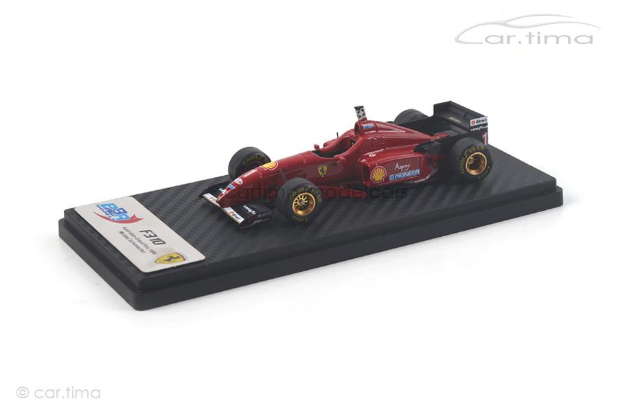 Ferrari F310 GP Australian 1996 Michael Schumacher BBR 1:43 BBRCS001