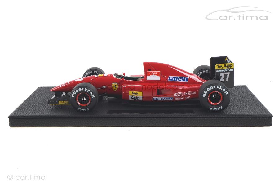 Ferrari F92A GP 1992 Jean Alesi GP Replicas 1:18 GP20A