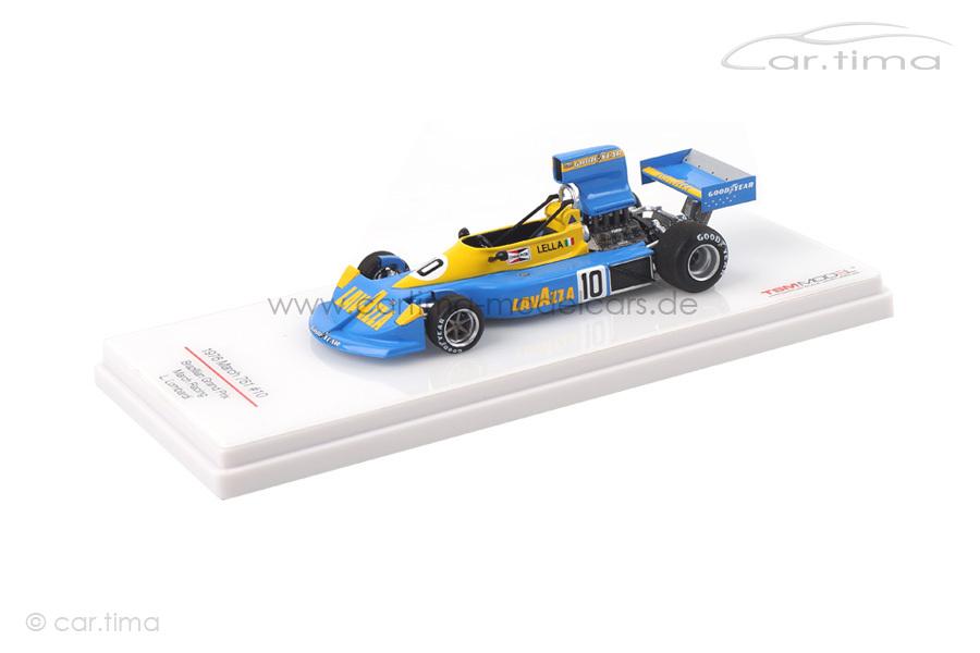 March 761 GP Brasilien 1976 Lella Lombardi TSM 1:43 TSM154330