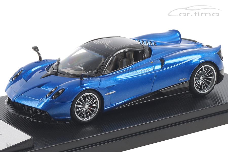 Pagani Huayra Roadster blau LCD Models 1:43 LCD43003BL