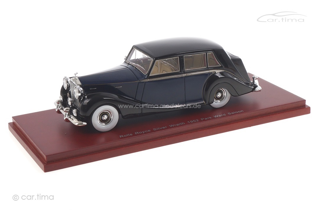 Rolls-Royce Silver Wraith Park Ward Saloon 1952 TSM 1:43 TSM104322
