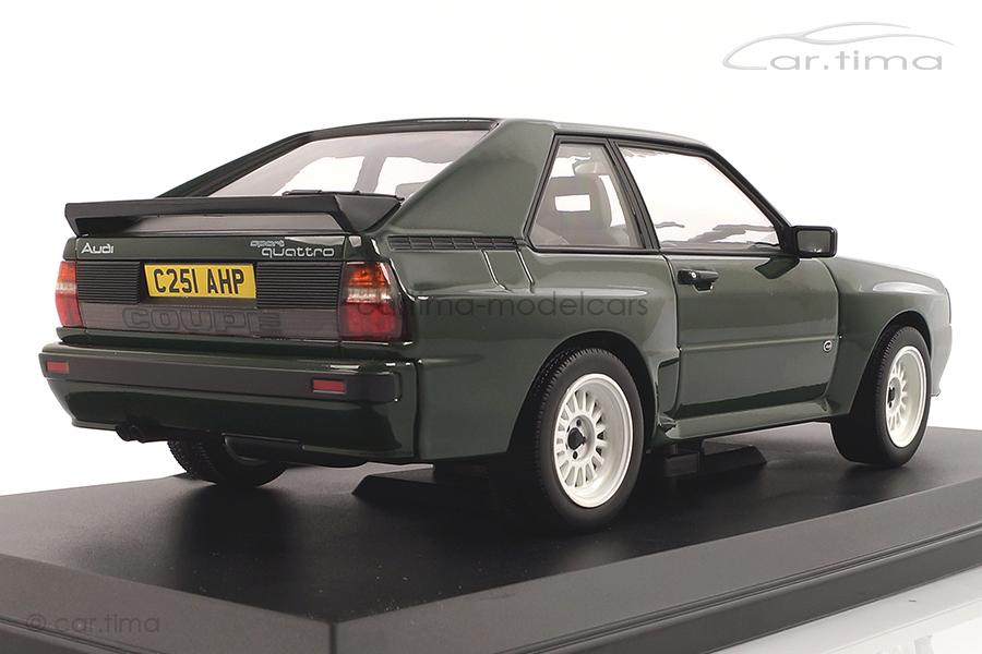 Audi Sport Quattro Malachitgrün Norev 1:18 188317