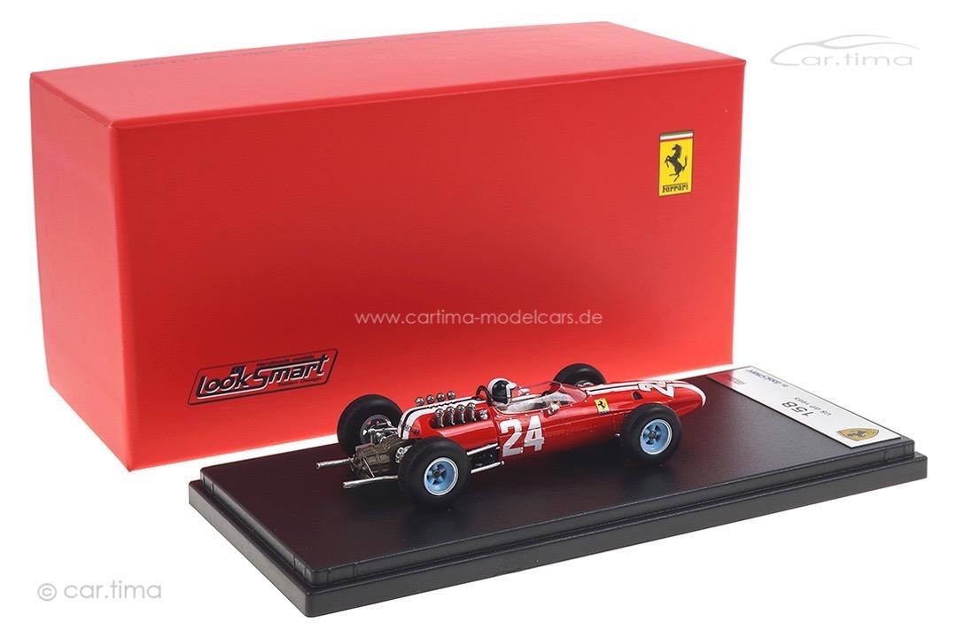 Ferrari 158 GP USA 1965 Bob Bondurant LookSmart 1:43 LSRC070