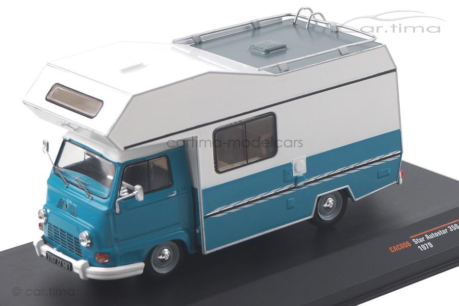 Star Autostar 350 türkis/weiß IXO Models 1:43 CAC006
