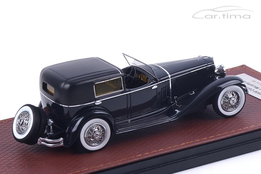 Cord L-29 Town Car Murphy & Co. schwarz GLM 1:43 GLM43108102