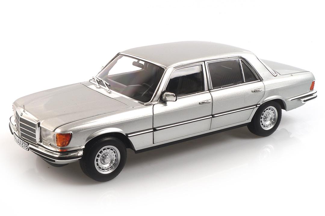 Mercedes-Benz 450 SEL 6.9 1976 silber Norev 1:18 183785