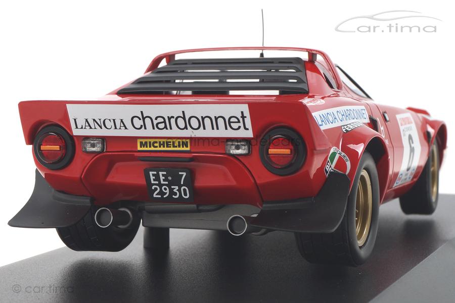 Lancia Stratos Winner Tour de Corse 1975 Darniche/Mahé Minichamps 1:18 155751706
