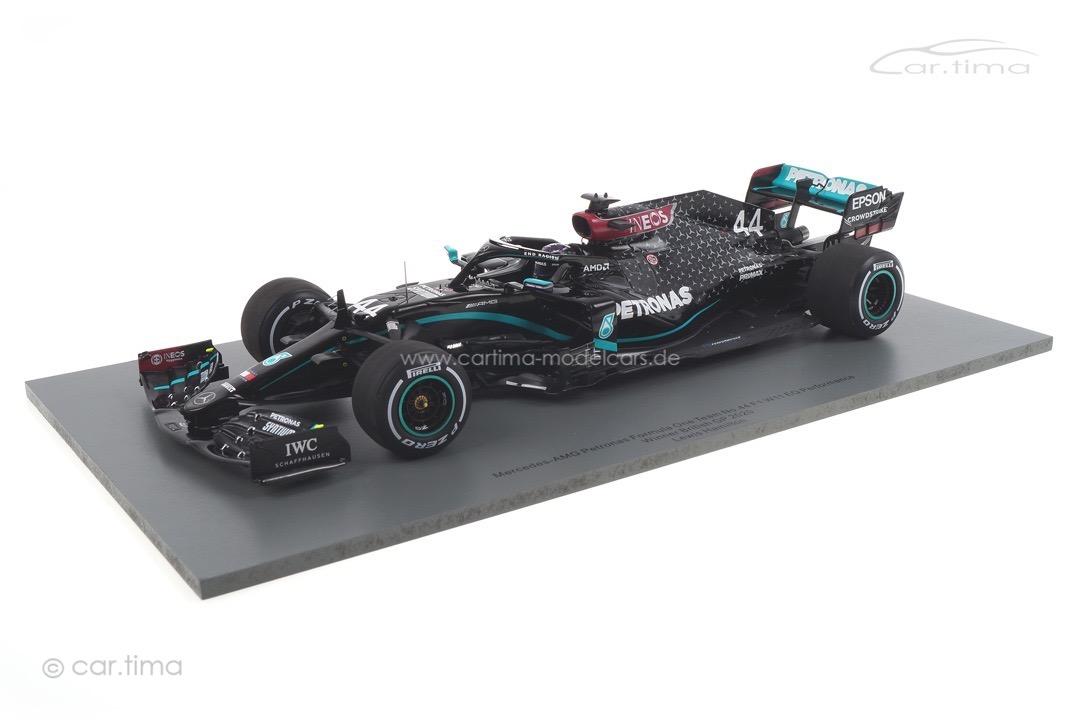Mercedes-AMG F1 W11 Winner GP Silverstone 2020 Lewis Hamilton Spark 1:18 18S483