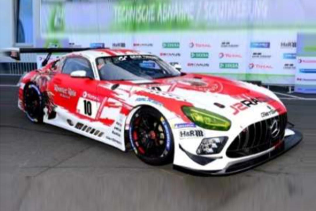 Mercedes-AMG GT3 24h Nürburgring 2020 Palttala/Soulet/Shoffner Spark 1:43 SG696