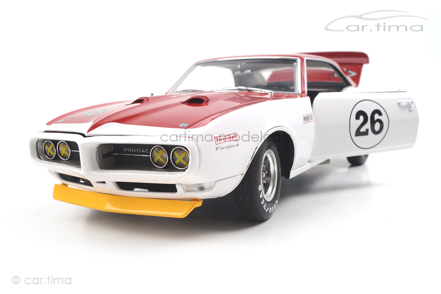 Pontiac Trans Am Firebird Jerry Titus ACME 1:18 A1805210