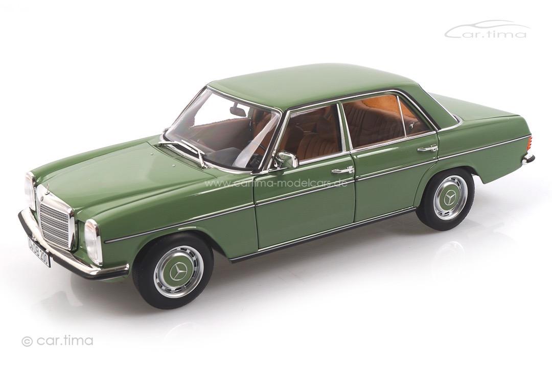 Mercedes-Benz 200 W114 /8 grün Norev 1:18 183774