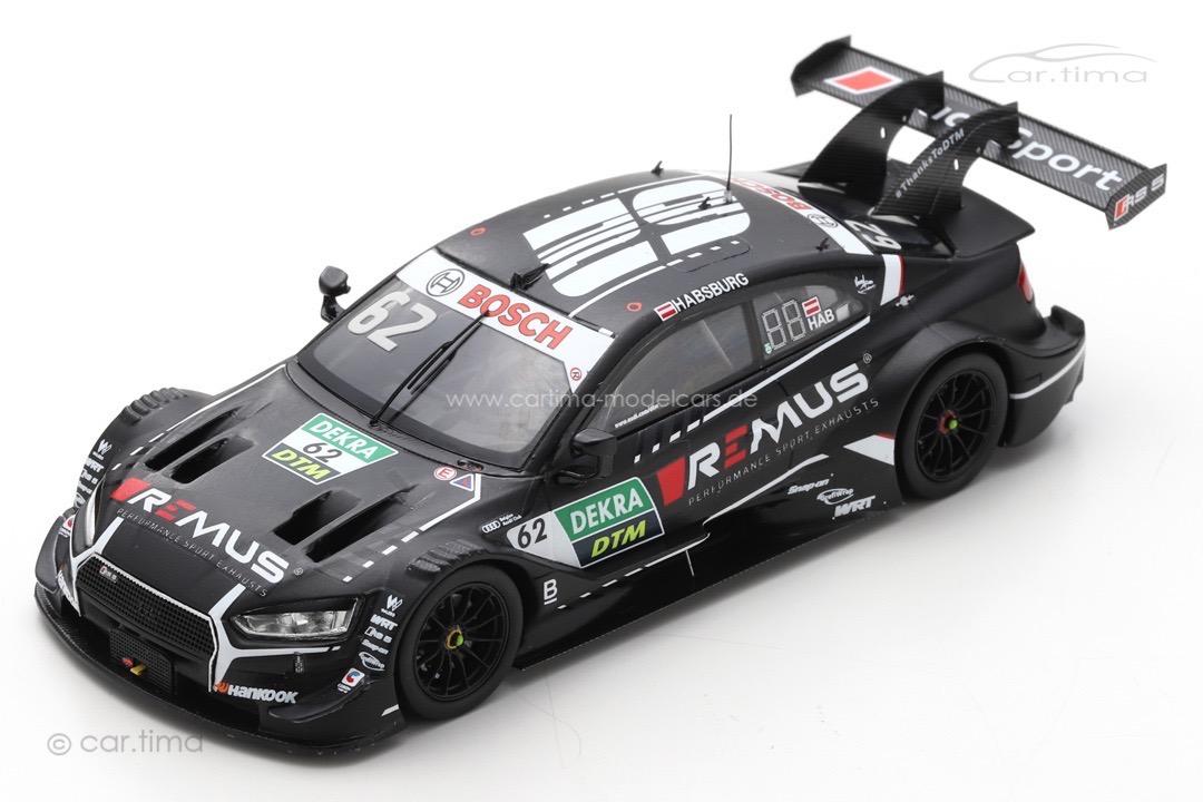 Audi RS5 DTM 2020 Ferdinand Habsburg Spark 1:43 SG658