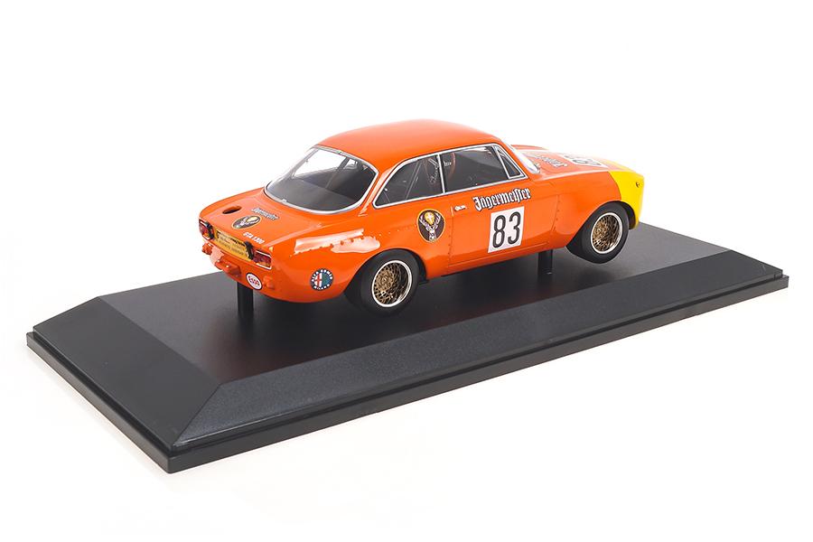 Alfa Romeo GTA 1300 DRM 1972 Rainer Maschke Minichamps 1:18 155721283