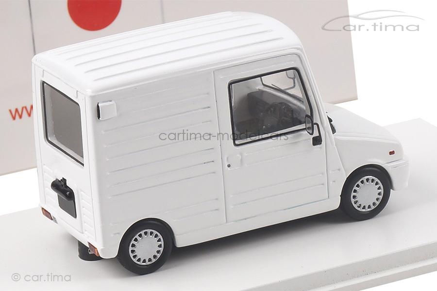 Daihatsu Mira Walk Through Van weiß Spark 1:43 SJ042