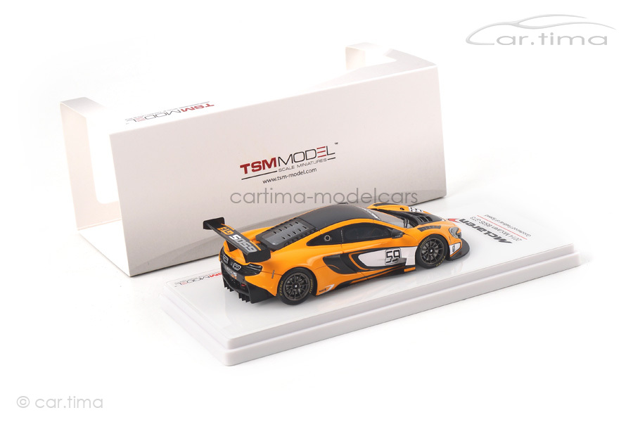 McLaren 650S GT3 Goodwood Festival of Speed 2014 TSM 1:43 TSM154335