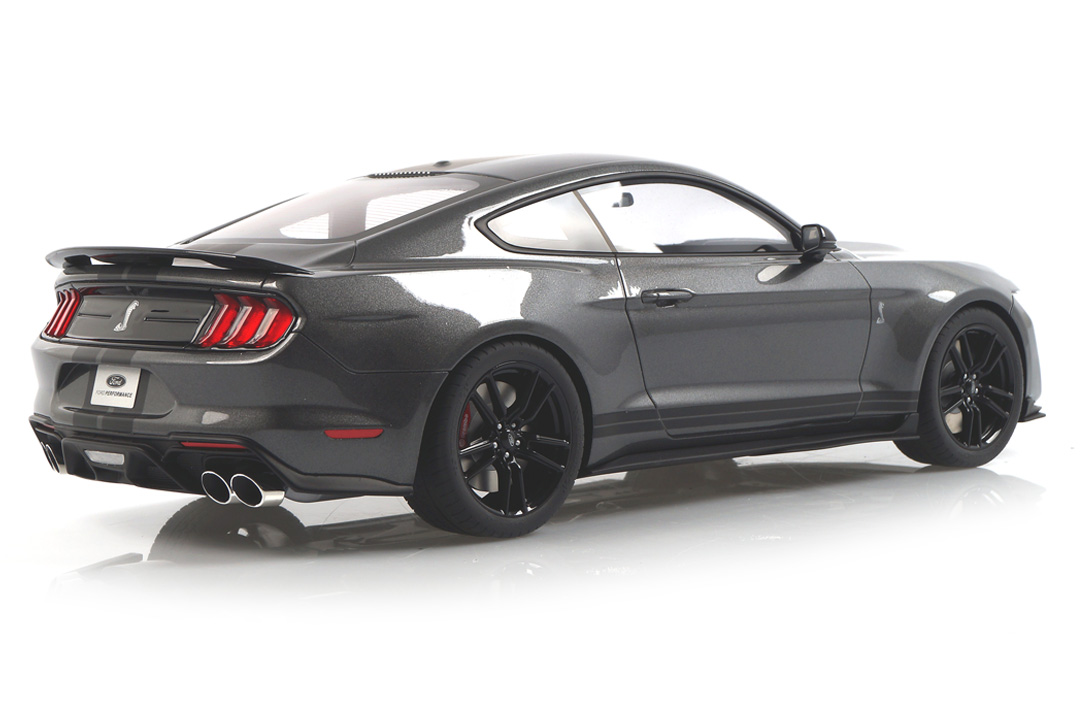 Ford Shelby GT500 Magnetic grey GT Spirit 1:12 GT814