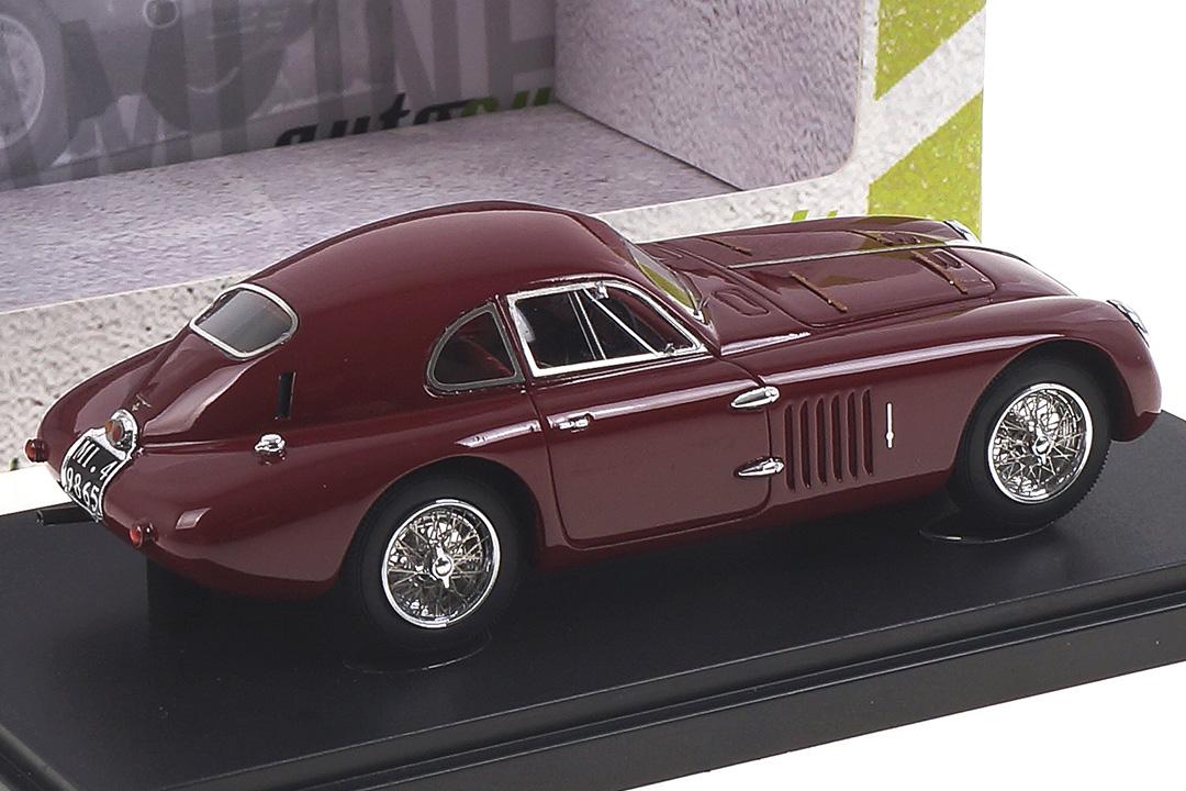 Alfa Romeo 6C 2500SS Berlinetta Aerodynamico rot autocult 1:43 04029